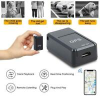 GF-07 Mini GPS Magnetic GSM/GPRS Real-time Tracking Device Car Locator Tracker