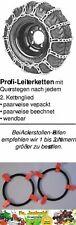 Schneekette Leiterkette Rasentraktor Aufsitzmäher 18x8.50-8