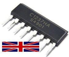 UPC1237HA  C1237HA SIP-8 Integrated Circuit from UK Seller