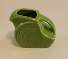 1st Quality Fiesta Mini Disk Disc Pitcher Discontinued Chartreuse