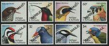 Barbuda 1991 - Mi-Nr. 1284-1291 ** - MNH - Vögel / Birds (I)