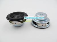 """1pcs 1.5""""inch 40mm 5W full-range speakers Loudspeaker 4ohm HiFi Audio parts"""