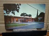 CASA LINDA MOTEL San Antonio Texas MACK SORN YorKolor Process New York VINTAGE