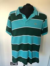 mens lacoste polo shirt size 6