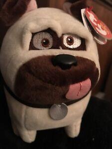 Mel The Secret Life Of Pets Plush Ty Beanie Babie