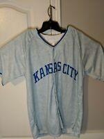 KC Kansas City Royals  SGA Giveaway Replica Lou Piniella Jersey Size XL