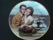 John Wayne Decorative Plate The Fighting Seabees