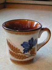 SMF Schramberg - Dekor Kornblume 1079  Kaffeetasse 8 cm - Rarität - neuwertig