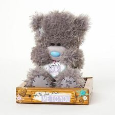 """Me to You 7"""" Plush & Special Mum Plaque Tag Gift For Mums - Tatty Teddy Bear"""
