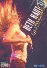 BETH HART : LIVE AT PARADISO   - DVD - Region 2 UK Compatible -sealed