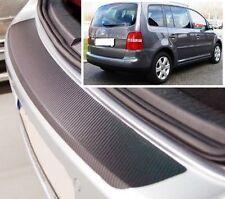 VW TOURAN MK1- EFFETTO CARBONIO PARAURTI POSTERIORE PROTEZIONE