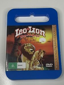 LEO THE LION King of the Jungle Collectible Classics DVD