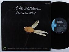 DUKE PEARSON How Insensitive BLUE NOTE LP VG++ >