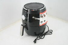 New listing Dash Dmaf355Gbbk02 Deluxe Electric Air Fryer Oven Cooker W Temperature Control