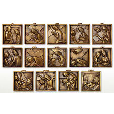 Stations of The Cross - Set of 14