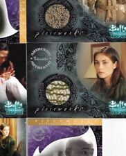"BTVS, Buffy Pieceworks Card PW2, Season 7 ""Kennedy"""