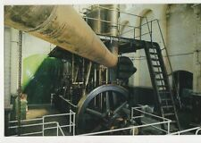 Triple Expansion Steam Engine Twyford Pumping Station Postcard Hampshire 253a
