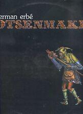 HERMAN ERBE potsenmaker HOLLAND RARE FOLK LP EX LP