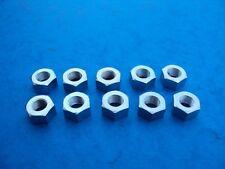 350 e 500-BSF Dado Bullone /& Rondella Set In Acciaio Inox AJS 250
