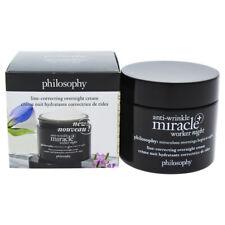 Philosophy Anti-Wrinkle Miracle Worker Night Plus Overnight Cream - 2 oz