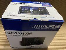New ALPINE ILX-207SXM Android Auto/Apple CarPlay With Sirius XM Tuner - Black