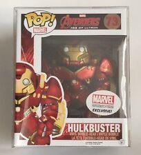 Funko Pop! Marvel Ironman Hulkbuster Exclusive Avengers Age Of Ultron