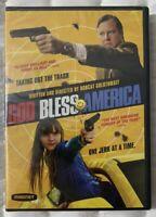God Bless America (DVD, 2012) Bobcat Goldthwait Comedy Crime New Sealed FreeShip