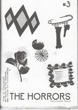 THE HORRORS Heartbreak Ahead promo fanzine + CD Shangri-Las Pamela Blue Joe Meek