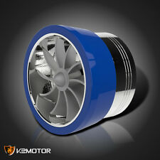 Supercharger Fuel Saver Blue Turbo Performance Chip Fan