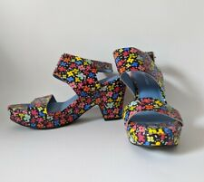 Women's Floral Wedge Heels for sale | eBay