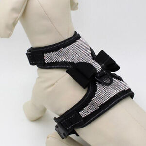 Breathable Chest Strap Dog Harness Pet Traction Rope Collar LS