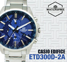 Casio Edifice Multi-Dial Watch ETD300D-2A