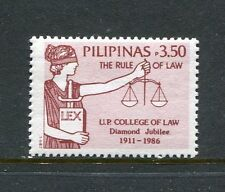 Philippines 1838, MNH, Reissues of 1987 (Definitives) College of Law
