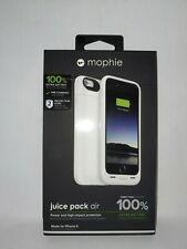 Mophie Juice Pack Air 100% Extra Battery White Case For iPhone 6