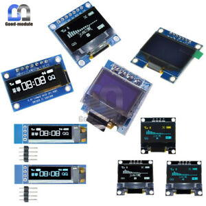0.49/0.69/0.91/0.96/1.3 inch IIC I2C SPI Screen OLED Display Module For Arduino