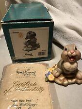 WDCC 1995 Thumper Hee! Hee! Hee!  Box/COA