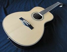 Vintage 00-18 , 00-28 Style Acoustic Guitar - Beautiful All Solid Woods