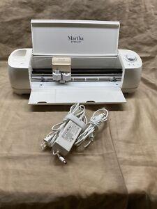 55-Cricut Explore Air 2 Smart Cutting Machine Pearl Martha Stewart Edition