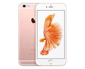 Apple iPhone 6s PLUS 16GB 32GB 64GB 128GB ROSE GOLD Unlocked GSM+CDMA Grades ABC