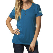 Fox Racing Fox Girl Foraging s/s Tee Shirt Emerald