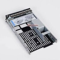 "Hybrid Drive Carrier 3.5"" tray 2.5"" adapter Dell 9W8C4 F238F R710 R720 R630 T610"