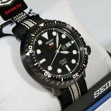 Seiko 5 Sports Bottle Cap Nylon Strap Automatic Men's Watch SRPC67K1