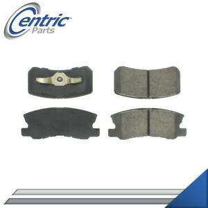 Rear Brake Pads Set Left and Right For 2004-2011 MITSUBISHI ENDEAVOR