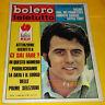 BOLERO FILM 1969 n. 1171 Little Tony, Giuliano Gemma, Mal, Equipe 84, Dalida