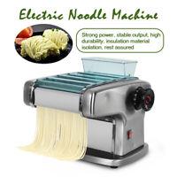 Electric Noodle Maker Dumpling Wrapper Press Pasta Maker Cutter Stainless Steel
