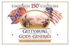 GETTYSBURG/GODS AND GENERALS NEW DVD