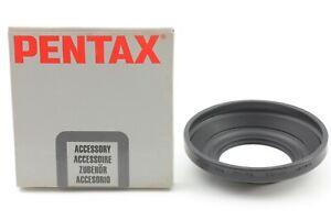 【UNUSED IN BOX】 PENTAX Rubber Hood RH-RB 52mm From Japan 251