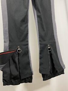 Prada Vintage Womens Nylon Ski Snowboard Pants Size 44 Archival