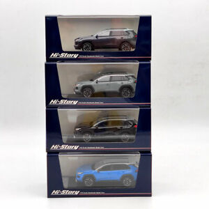 Hi Story 1:43 Toyota RAV4 Adventure 2019 HS270 Resin Model Limited Collection