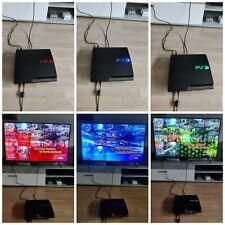 Jailbreak Playstation 3 Slim Rebug Cfw + Ps1/Ps2 + Mod Menu + Unlock All uvm.